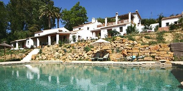 Finca La Morera, near Ronda, Spain