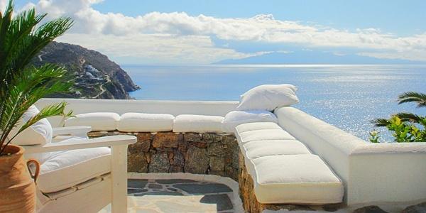Elia Beach Villa, Mykonos, Greece