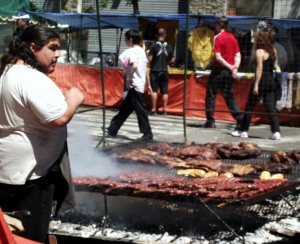Feria de Mataderos - Asados
