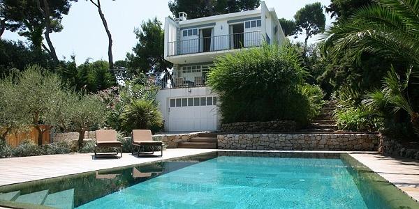 La Maison Moderne, Cap d'Antibes, southern France