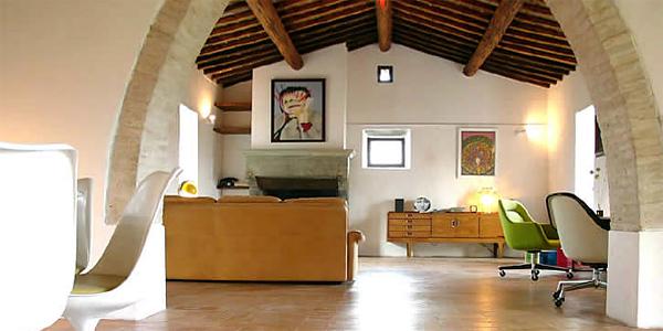 Villa Metato, nr Citta di Castello, Umbria