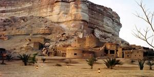 Andrere Amellal, Siwa, Egypt