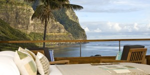 Capella Lodge, Lord Howe Island, Australia