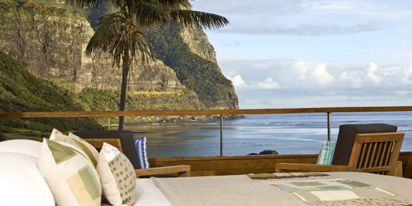 Capella Lodge, Lord Howe Island, Australia