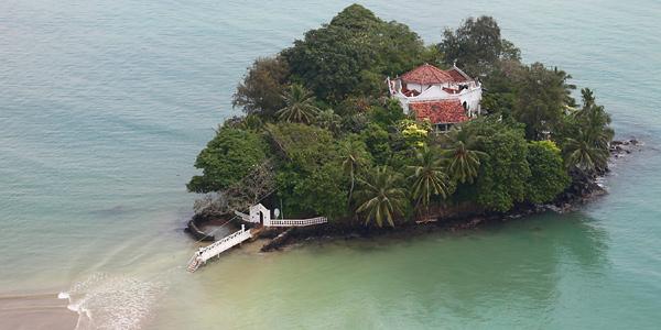 Taprobane Island Weligama, Sri Lanka