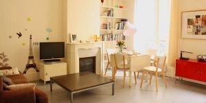 i-escape blog / Appartement Blanc Paris