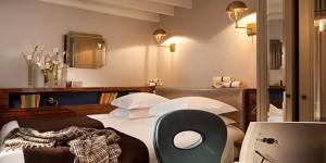 Club Room at Hotel Verneuil, Paris