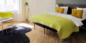 Junior Suite at Ibsens Hotel, Copenhagen
