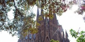 Sagrada Familia © Abi Dare