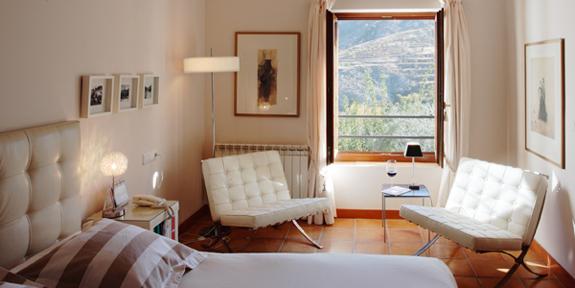 Standard room, La Almunia del Valle