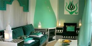 Sultan Suite, Fountainhead
