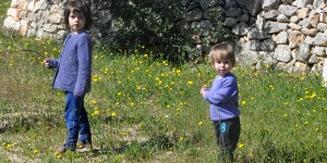 The kids loved Sicily