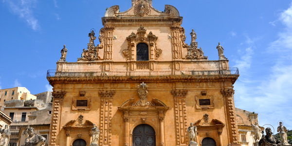 Modica's splendid architecture