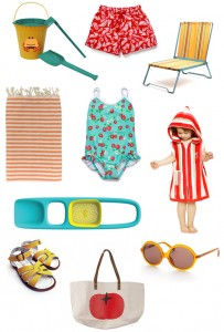 Beach products from Babyccino Kids
