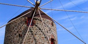 Milos Windmill
