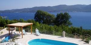 Villa Viganj, Peljesac Peninsula, Dalmatia, Croatia