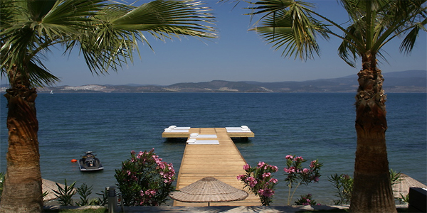 Med Inn, Bodrum Peninsula, Turkey