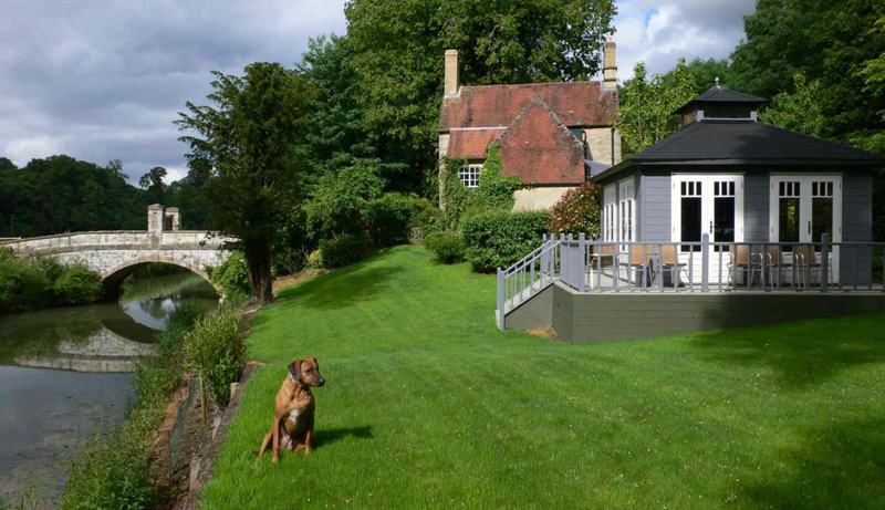 i-escape blog / Top 10 dog-friendly hotels and cottages in the UK / Blenheim Cottage