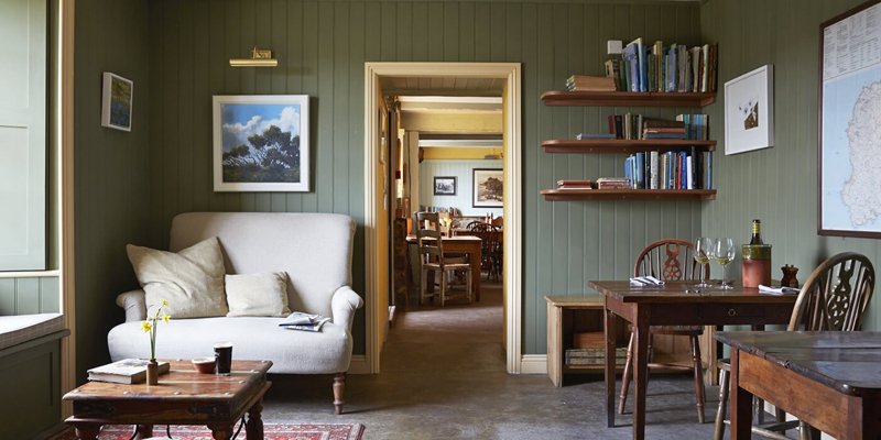 i-escape blog / Top 10 dog-friendly hotels and cottages in the UK / The Gurnards Head