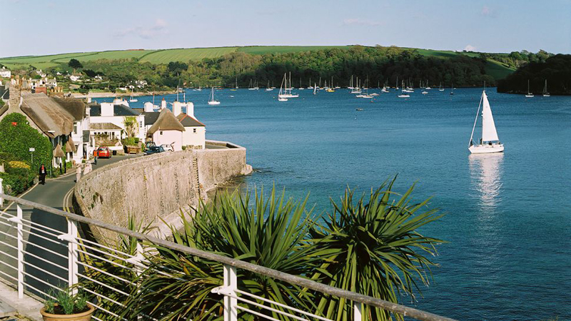 i-escape blog / Top 10 dog-friendly hotels and cottages in the UK / Hotel Tresanton