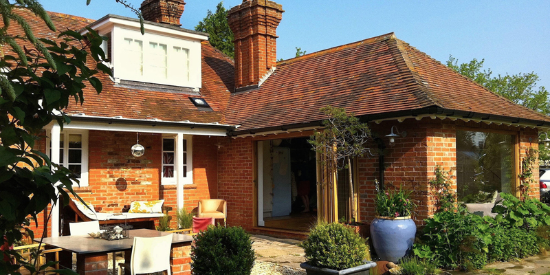 i-escape blog / Top 10 dog-friendly hotels and cottages in the UK / New Forest Cottage