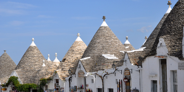Unesco-listed Alberobello