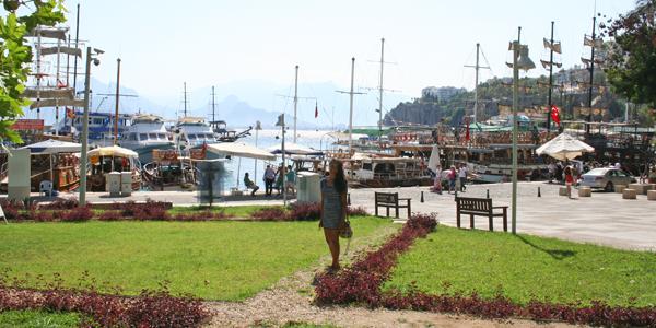 Antalya-harbour