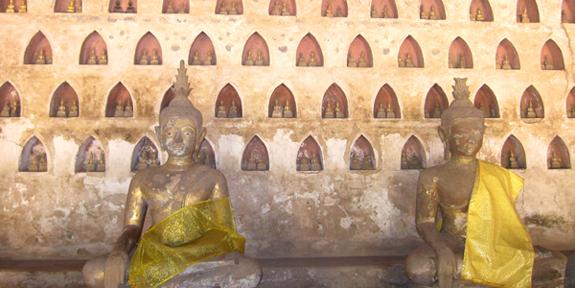 Wat Si Saket temple, Vientiane