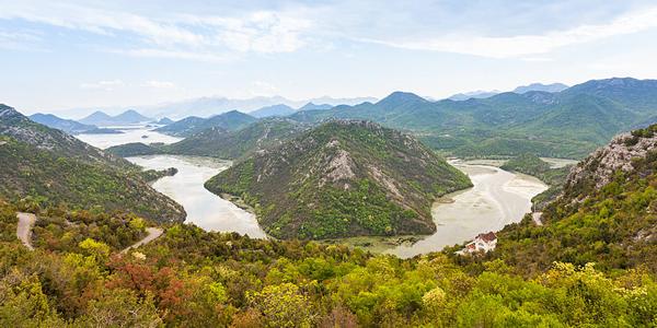 Lake Skadar © Diego Delso