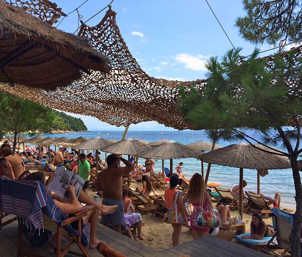 Porto Paradiso beach bar
