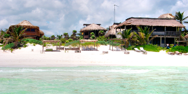 Tulum Beach Houses
