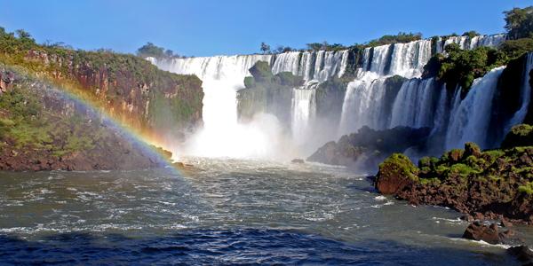 Iguazú Falls near Posada Puerto Bemberg