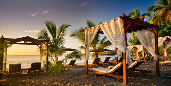 Anse Cochon Beach, St. Lucia