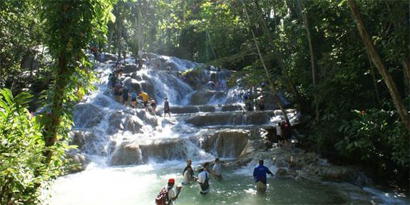 Dunn Falls, Jamaica