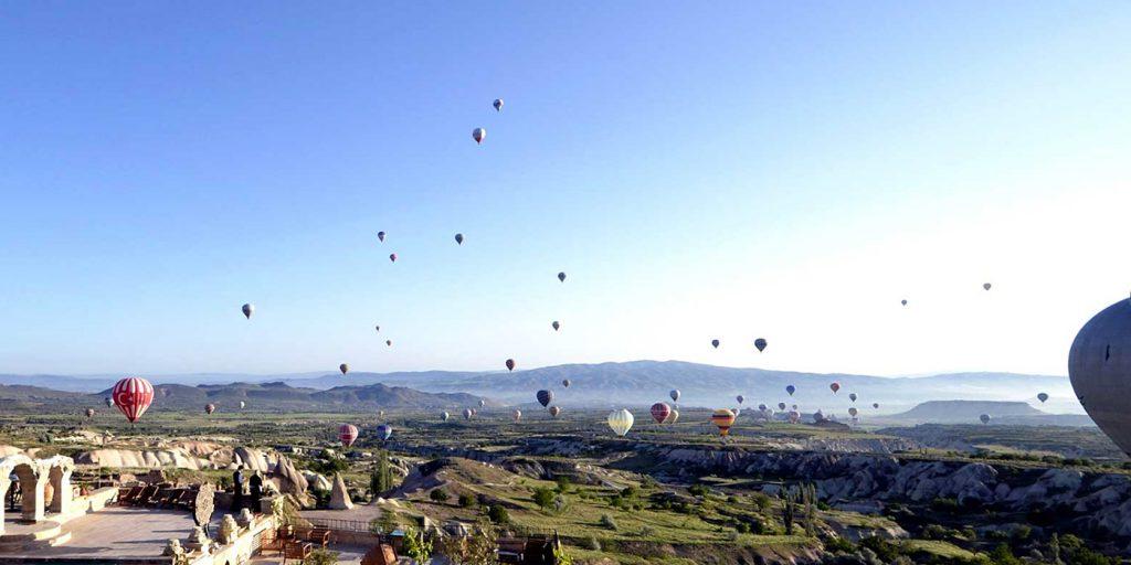 i-escape blog / Exploring Cappadocia