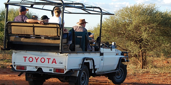 Jaci's Safari Lodges