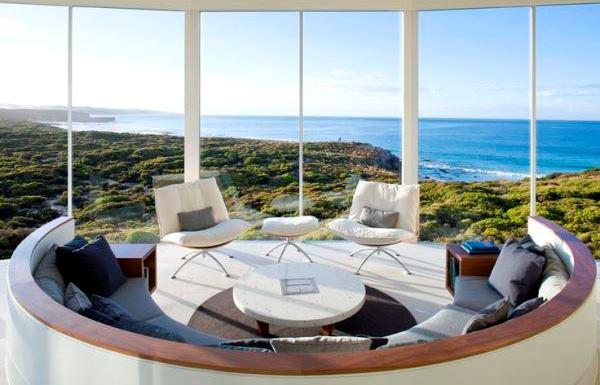 Southern Ocean Lodge, South Australia