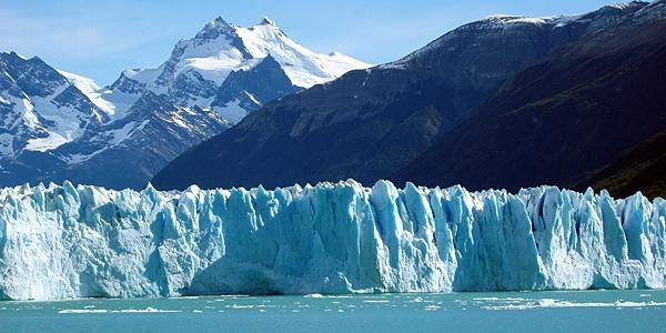 Mount Fitz Roy and Perito Moreno glacier