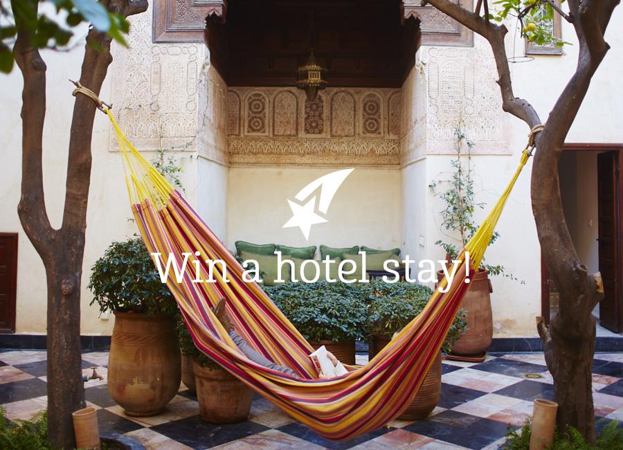 i-escape blog / Win a hotel stay