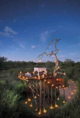 Lion Sands Ivory Lodge, South Africa