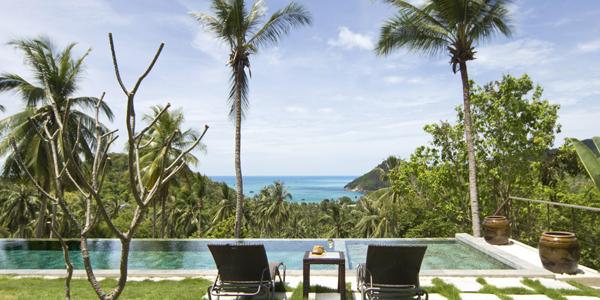 Koh Pha Ngan Pool Villas