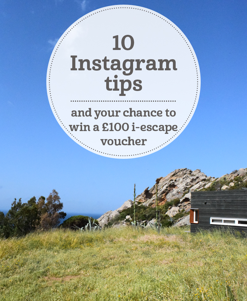 The i-escape blog / 10 Instagram tips