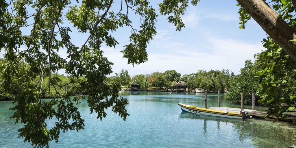i-escape blog / Goldeneye, Jamaica