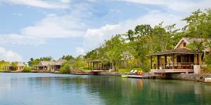 GoldenEye Lagoon Cottages