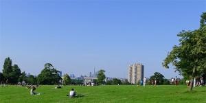 Brockwell Park, London