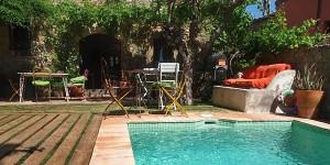 Casa Migdia's pool