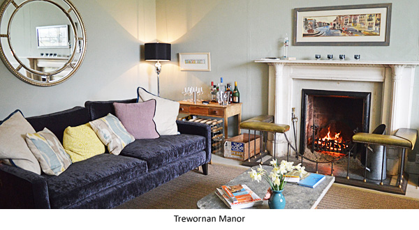 Trewornan Manor