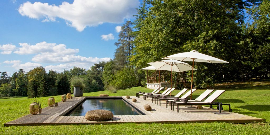 i-escape blog / Chateau La Thuiliere