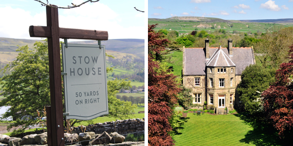 The i-escape blog / Stow House: a stylish B&B in North Yorkshire