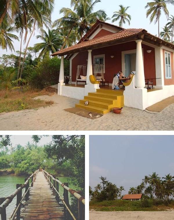 The Beach Houses Goa
